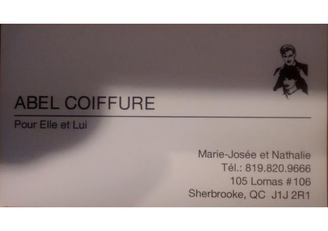 Abel Coiffure enr.
