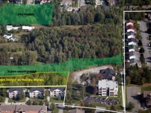 Projet Cité-Jardin : «Ni registre ni référendum»