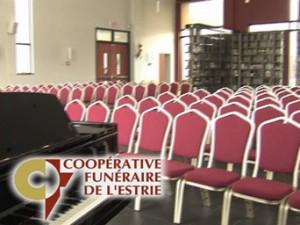 «Huit salons de plus pour la Coop funéraire de l'Estrie»