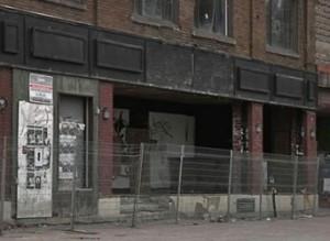 Travaux de démolition de l'ancien Maysen Pub : mesures d'accessibilité à la rue Wellington Sud