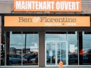 «Ben et Florentine à Sherbrooke en 2016»