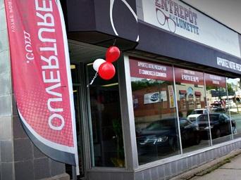 L'Entrepôt de la lunette ouvre à Sherbrooke