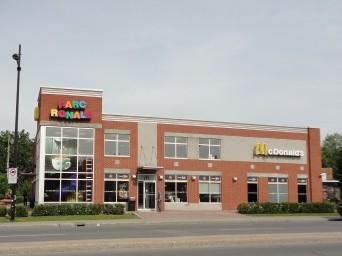 McDonald's : «investir pour l'avenir»