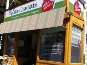 Les Plats de Charlotte : réconforter… un p'tit plat à la fois!