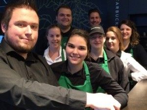 Sherbrooke a maintenant son Starbucks!
