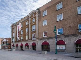 «Roy Patterson veut acheter l'Hôtel Wellington»