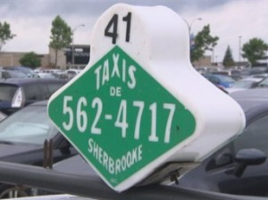 «Taxis de Sherbrooke lance une application»