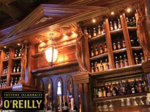 «Vent de changement à la Taverne O'Reilly»
