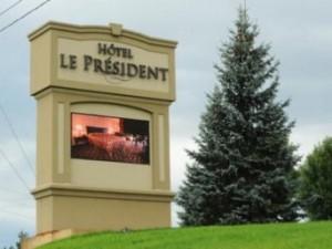 «Le Président prévoit toujours fermer son restaurant»