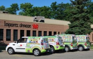 À la tête de l'industrie québécoise du jouet