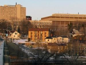 Sherbrooke, la moins chère au Canada