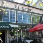 Restaurant Le Cartier