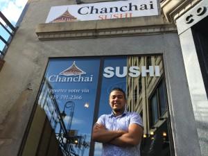 Chanchai Sushi, place à la relève!