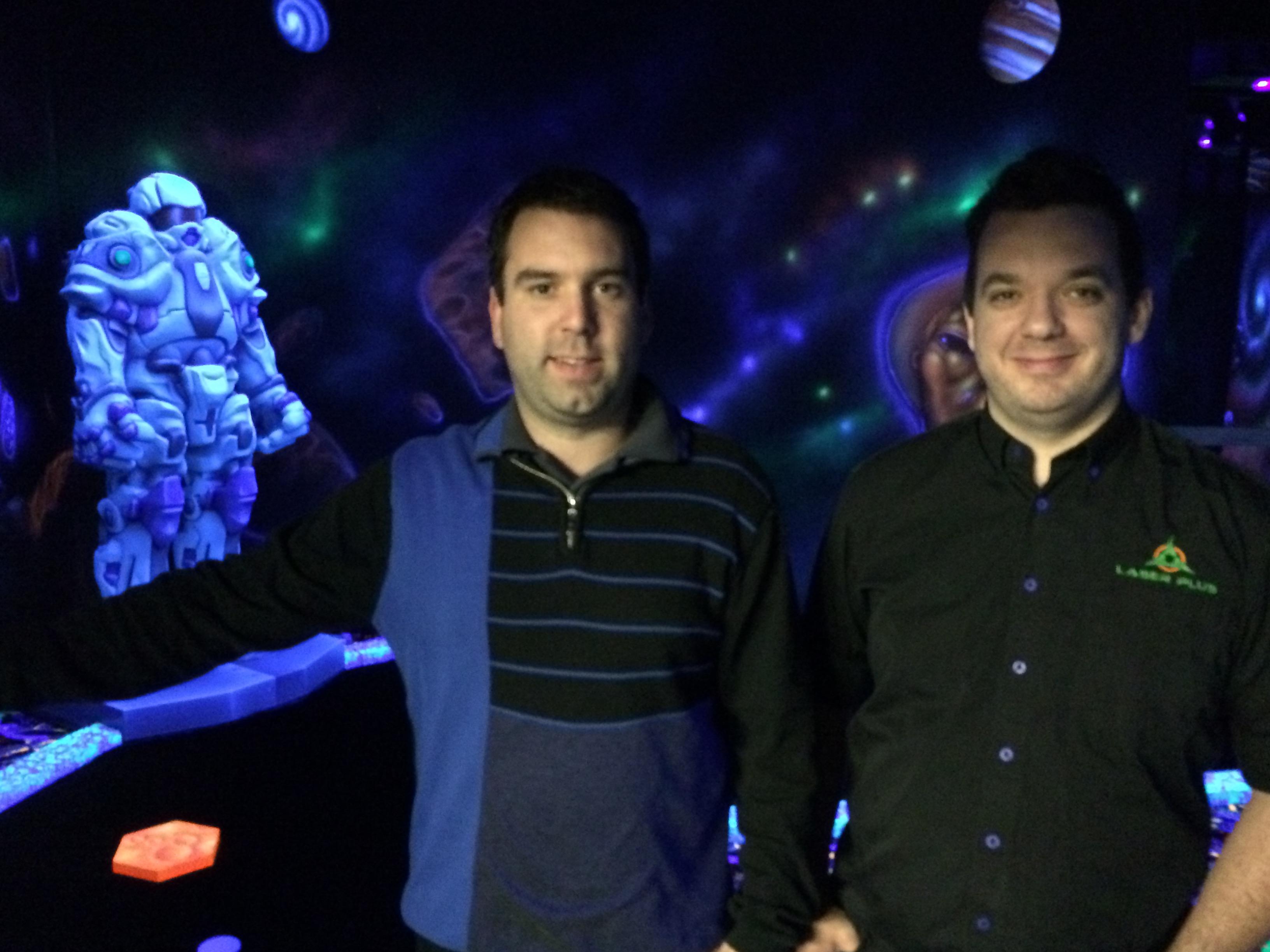 Le Laser Plus ouvre son nouveau centre d'amusement le 22 octobre prochain!