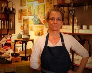 Le Comptoir gourmand du Centro : l'entrepreneure derrière le comptoir