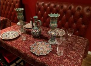 Persépolis, le premier restaurant iranien en Estrie