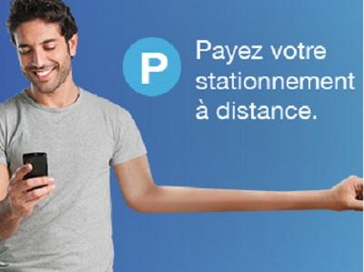 La Ville de Sherbrooke lance son application mobile de paiement des espaces de stationnement