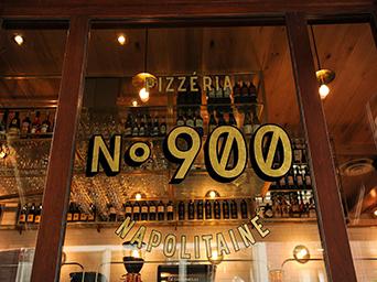 La pizzéria napolitaine NO.900 ouvre ses portes au Complexe Le Baron