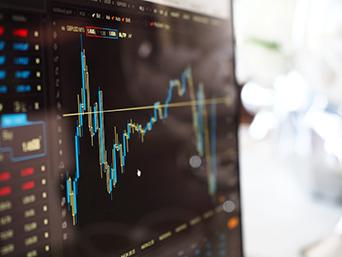 Bureau en gros flambe à Wall Street