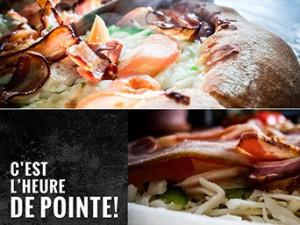Foodies Pizza et Délices : un comptoir de « prêt-à-cuire » ouvre ses portes sur la rue Léger