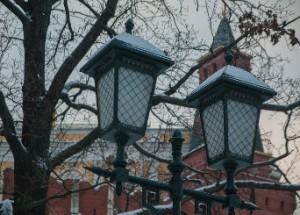 Lampadaires «technos» sur Saint-Joseph