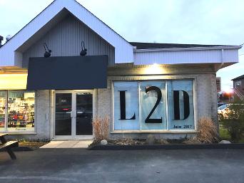 Barber shop, mode et salon de coiffure pour ELLE: le concept L2D débarque à Rock Forest !
