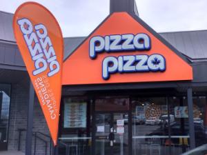 Pizza Pizza ouvre une première franchise à Sherbrooke