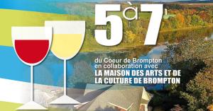 5 À 7 du Coeur de Brompton : la communauté d'affaires de Brompton se mobilise !