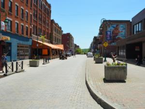 Soirée d'information publique sur le projet de développement du Quartier Well inc.