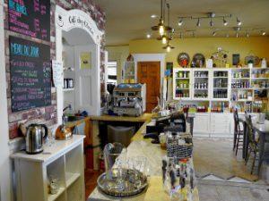 Célestine Café, l'oasis au lac des Nations