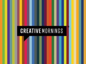CreativeMornings s'installe dans le quartier Well inc. pour animer et rapprocher la communauté créative de Sherbrooke