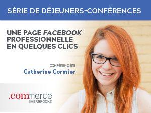 Série d'ateliers : Une page Facebook professionnelle en quelques clics