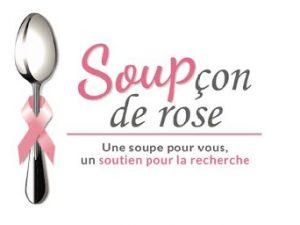 Soupçon de rose : une soupe pour vous, un soutien pour la recherche