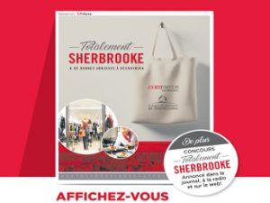 Le 16 novembre prochain, le cahier Totalement Sherbrooke