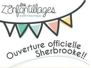 Bedon & bout'chou et Les Z'Enfantillages – Un nouvel espace familial voir le jour à Sherbrooke