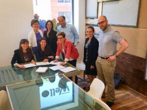 Pôle de l'entrepreneuriat collégial de l'Estrie : s'unir pour développer l'entrepreneuriat