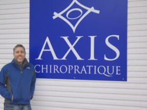 Axis Chiropratique ouvre ses portes à Sherbrooke