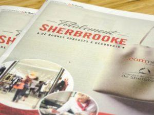 Avez-vous lu le cahier spécial Totalement Sherbrooke?