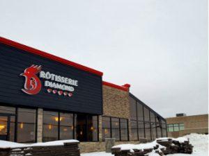 La Rôtisserie Diamond ouvre ses portes à Sherbrooke