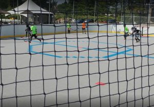 La Cachette offrira sept surfaces de hockey-balle