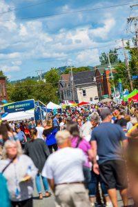 Festival de rue de Lennoxville