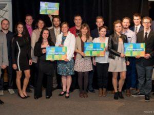 Les lauréats du 20e Défi OSEentreprendre Estrie sont maintenant dévoilés