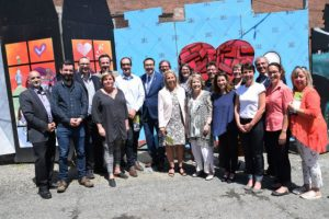 La Ville de Sherbrooke et ses partenaires relancent le projet de revitalisation du secteur Wellington Sud