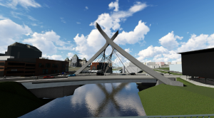 Un pont «Signature» à Sherbrooke