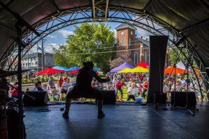 Place à la 9e édition du Festival de rue de Lennoxville!