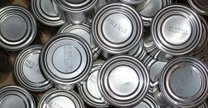 Tarifs sur l'acier et l'aluminium: le prix des boîtes de conserve grimpe