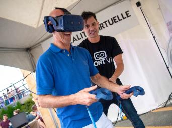 MontVR : la réalité virtuelle près de chez vous!