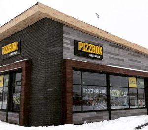 Déjà une deuxième succursale pour PizzBox!